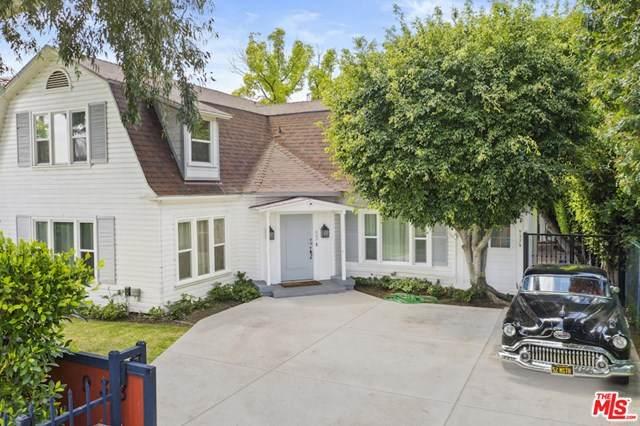 933 N Orlando Avenue, Los Angeles (City), CA 90069 (#20569292) :: Bob Kelly Team