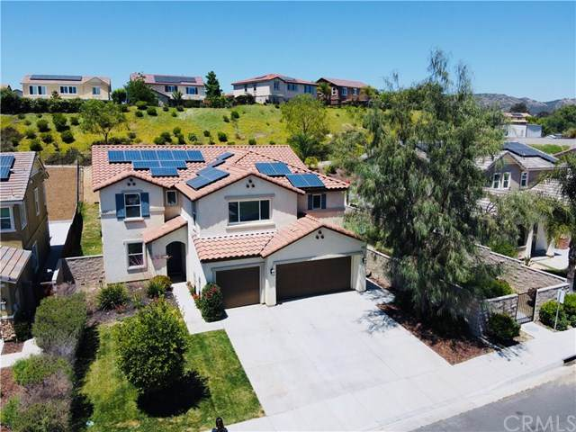 23130 Greyhawk Road, Wildomar, CA 92595 (#SW20100935) :: The Najar Group