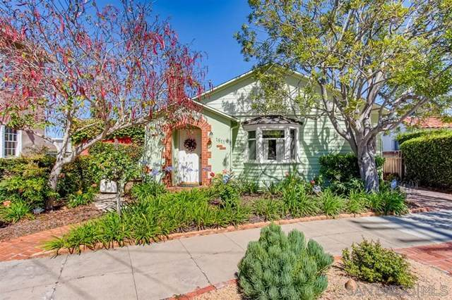 1811 Sheridan Ave, San Diego, CA 92103 (#200024209) :: Crudo & Associates