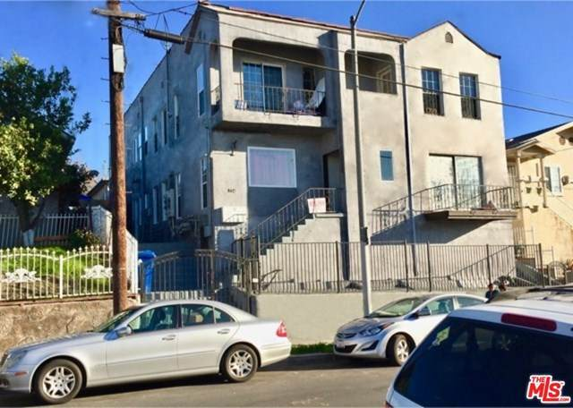 352 N Chicago Street, Los Angeles (City), CA 90033 (#20583616) :: RE/MAX Masters