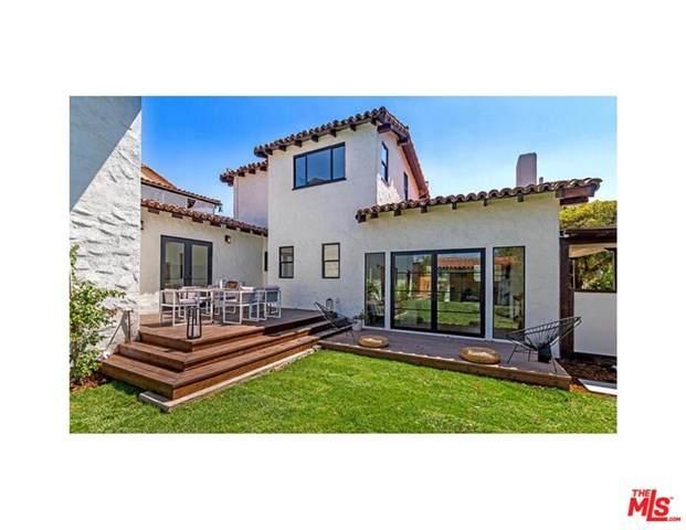 1025 S Sierra Bonita Avenue, Los Angeles (City), CA 90019 (#20558210) :: RE/MAX Masters
