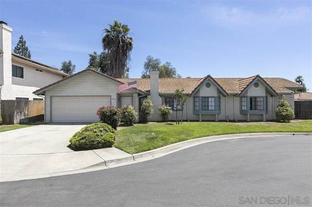 834 Cherrywood Way, El Cajon, CA 92021 (#200024219) :: The Costantino Group | Cal American Homes and Realty