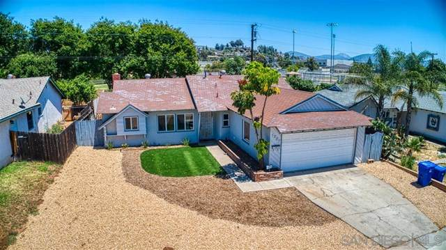 1251 Tangerine, El Cajon, CA 92021 (#200024228) :: The Costantino Group | Cal American Homes and Realty