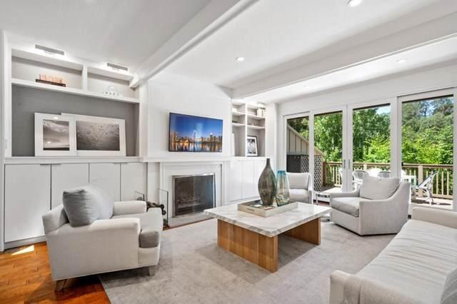 522 Sand Hill Circle, Menlo Park, CA 94025 (#ML81794219) :: RE/MAX Empire Properties