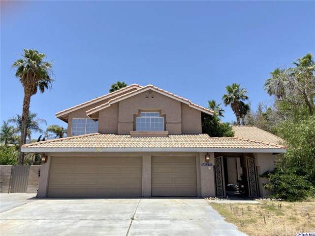 68520 San Felipe Road, Cathedral City, CA 92234 (#320001704) :: Mark Nazzal Real Estate Group