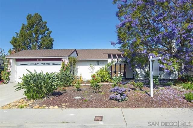 6746 Casselberry Way, San Diego, CA 92119 (#200024246) :: Team Tami