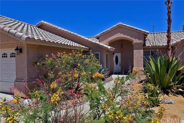 58166 Bonanza Drive, Yucca Valley, CA 92284 (#JT20101311) :: Z Team OC Real Estate