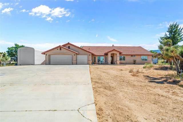 4775 Yucca Terrace Drive, Phelan, CA 92371 (MLS #CV20102062) :: Desert Area Homes For Sale