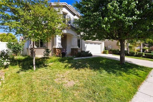 1514 Meadow Crest Road, Beaumont, CA 92223 (#EV20101899) :: A|G Amaya Group Real Estate