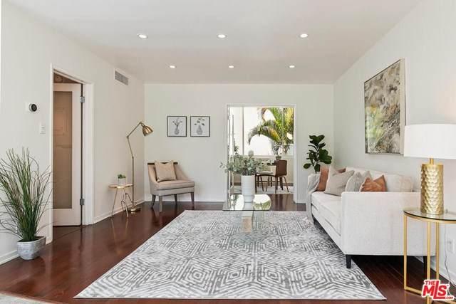 1525 N Hayworth Avenue #205, Los Angeles (City), CA 90046 (#20583682) :: RE/MAX Masters