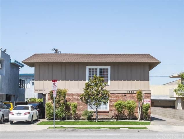 7343 Woodley Avenue, Van Nuys, CA 91406 (#SR20102185) :: Wendy Rich-Soto and Associates