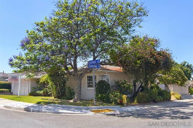 4763 Lucille Dr., San Diego, CA 92115 (#200024280) :: The Costantino Group   Cal American Homes and Realty