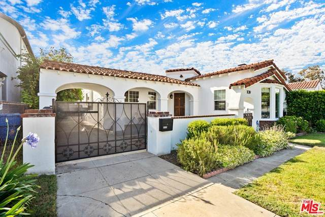 1019 S Rimpau, Los Angeles (City), CA 90019 (#20582464) :: RE/MAX Masters