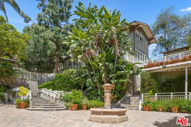 2209 Canyon Drive, Los Angeles (City), CA 90068 (#20583886) :: Berkshire Hathaway HomeServices California Properties
