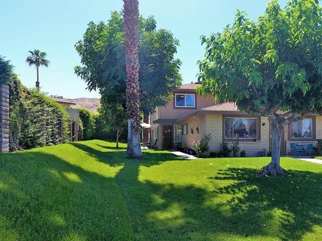 72615 Edgehill Drive #2, Palm Desert, CA 92260 (#219043620DA) :: Bob Kelly Team