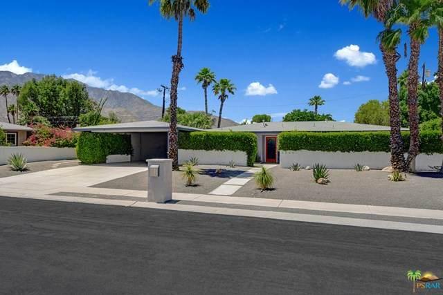 3389 E Camino Rojos, Palm Springs, CA 92262 (#20580914) :: RE/MAX Masters