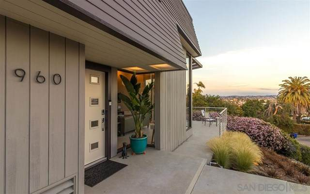 960 Harbor View Dr, San Diego, CA 92106 (#200024312) :: The Costantino Group | Cal American Homes and Realty
