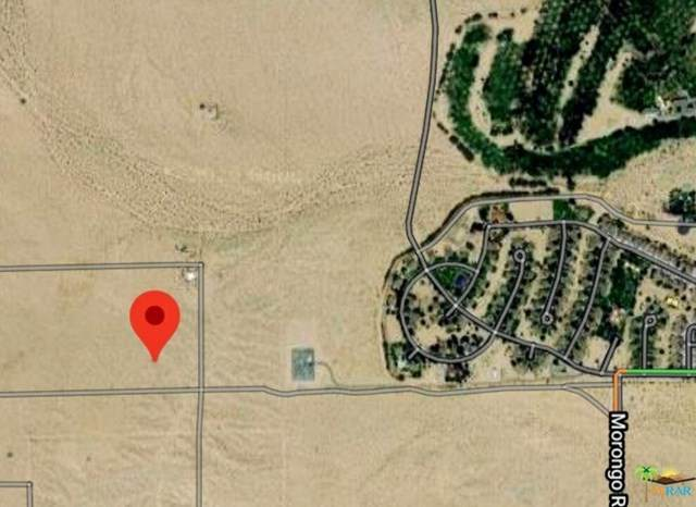 0 Brandt Crossing Rd, 29 Palms, CA 92278 (#20583984) :: Veronica Encinas Team