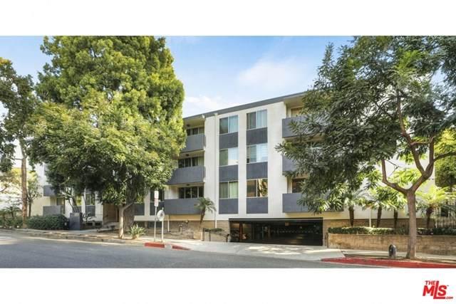 1010 N Kings Road #201, West Hollywood, CA 90069 (#20583944) :: Bob Kelly Team