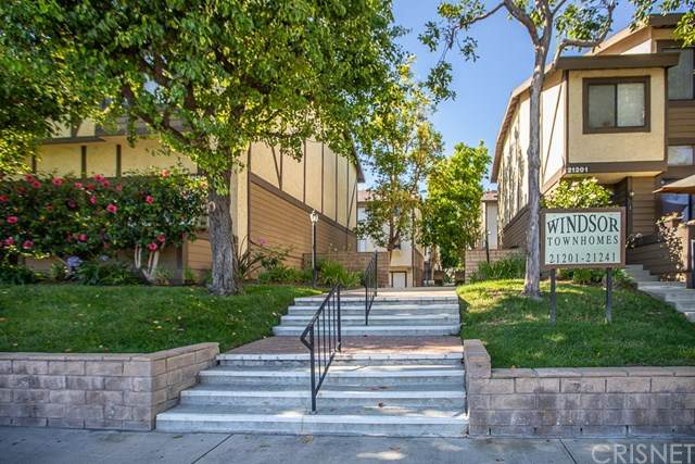 21237 Lassen Street #2, Chatsworth, CA 91311 (#SR20102371) :: The Costantino Group | Cal American Homes and Realty