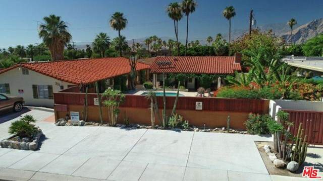 351 E Cottonwood Road, Palm Springs, CA 92262 (#20584022) :: Provident Real Estate