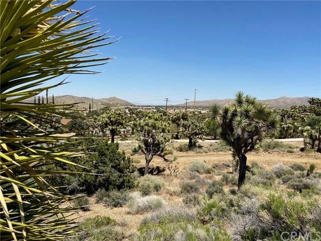 11 La Cadena Road, Yucca Valley, CA 92284 (#JT20102428) :: RE/MAX Empire Properties