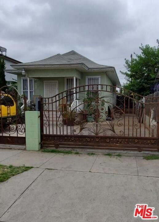 127 E 57TH Street, Los Angeles (City), CA 90011 (#20584052) :: RE/MAX Masters