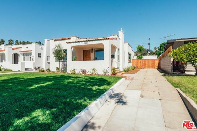 1428 Armadale Avenue, Los Angeles (City), CA 90042 (#20583704) :: The Costantino Group | Cal American Homes and Realty