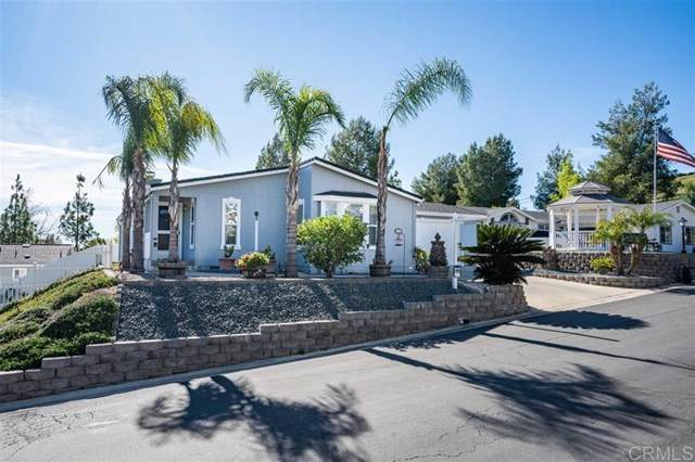 2239 Black Canyon Rd #55, Ramona, CA 92065 (#200024362) :: The Costantino Group   Cal American Homes and Realty