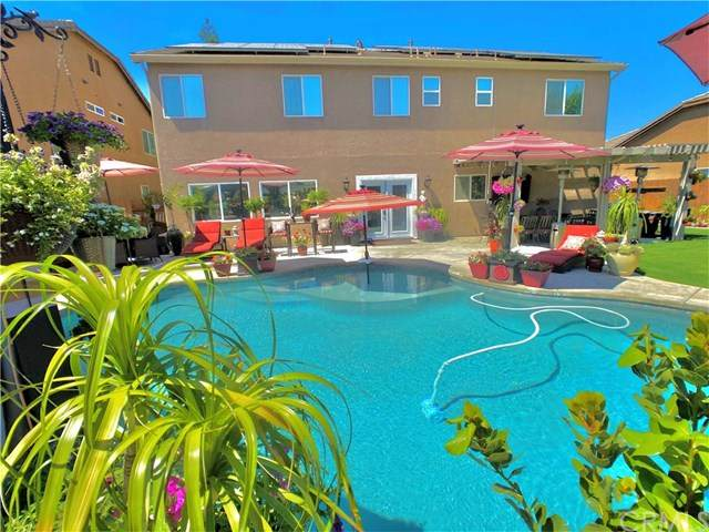11407 Tagus Drive, Bakersfield, CA 93311 (#RS20102361) :: A|G Amaya Group Real Estate