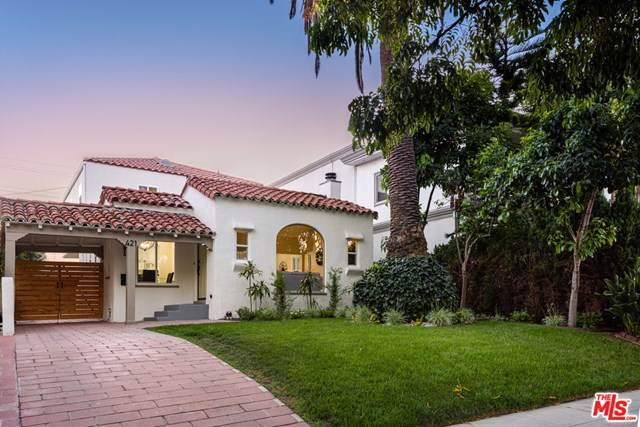 421 S Wetherly Drive, Beverly Hills, CA 90211 (#20569266) :: The Veléz Team