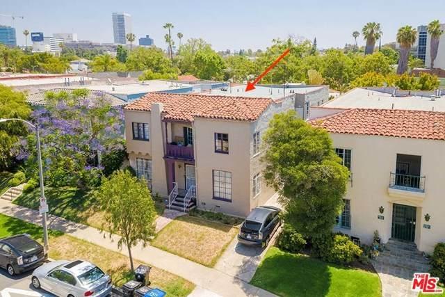 928-1/2 S Orange Grove Avenue, Los Angeles (City), CA 90036 (#20583002) :: RE/MAX Masters