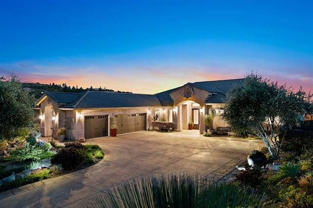 555 Bear View Way, Alpine, CA 91901 (#200024392) :: The Najar Group
