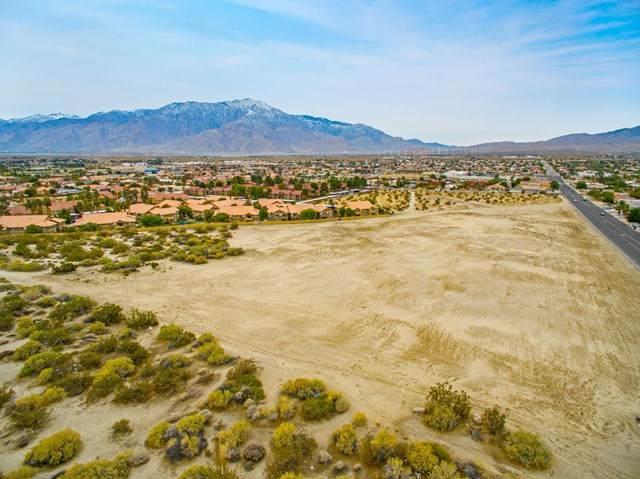 0 Hacienda Avenue, Desert Hot Springs, CA 92240 (#219043612DA) :: Team Tami