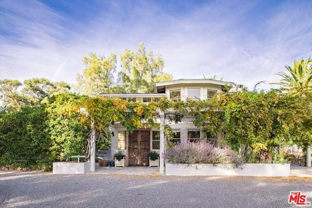 2910 Hwy 154, Los Olivos, CA 93441 (#20581206) :: The Costantino Group | Cal American Homes and Realty