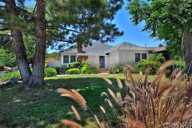 5801 Noble Avenue, Sherman Oaks, CA 91411 (#SR20102570) :: Team Tami
