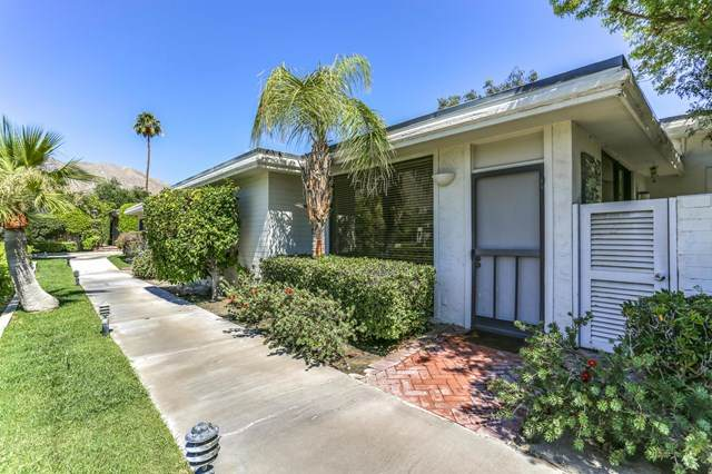 130 Racquet Club Road #403, Palm Springs, CA 92262 (#219043634PS) :: RE/MAX Masters