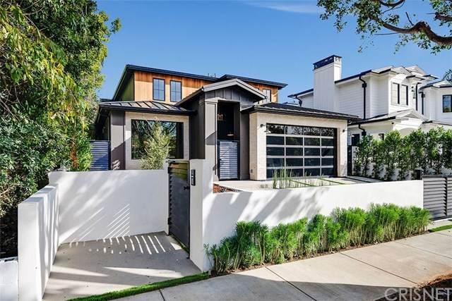 852 N Genesee Avenue, Los Angeles (City), CA 90046 (#SR20101634) :: Bob Kelly Team