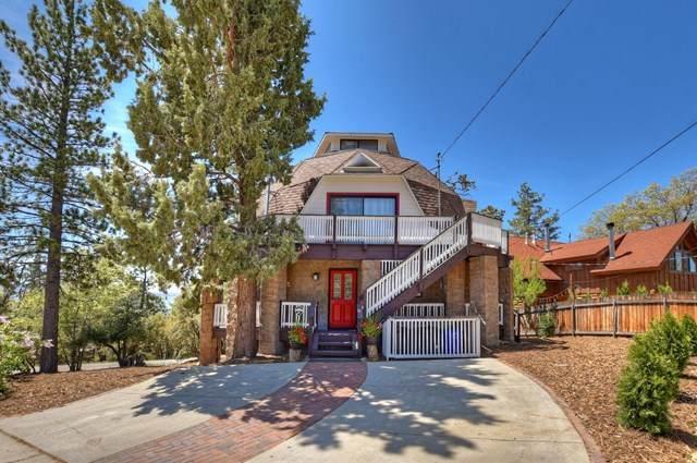 39412 Lodge Road, Fawnskin, CA 92333 (#219043643DA) :: RE/MAX Masters