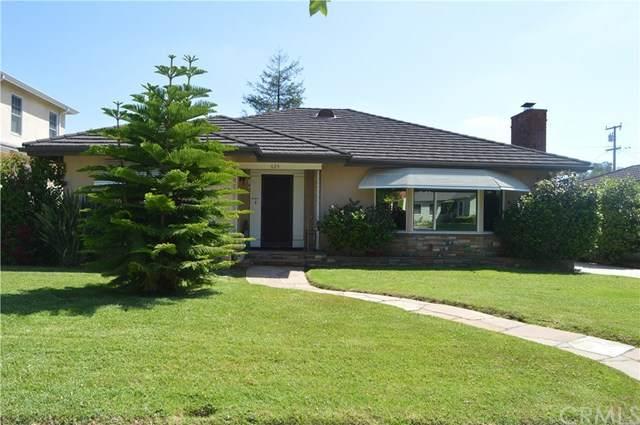 624 N Hidalgo Avenue, Alhambra, CA 91801 (#SB20102641) :: The Laffins Real Estate Team