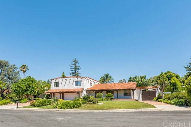 19511 Tribune Street, Porter Ranch, CA 91326 (#SR20102198) :: The Costantino Group | Cal American Homes and Realty