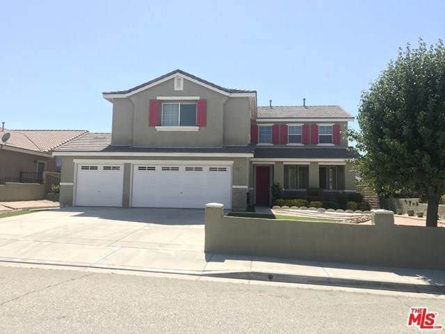 36527 Silverado Drive, Palmdale, CA 93550 (#20584210) :: The Costantino Group | Cal American Homes and Realty