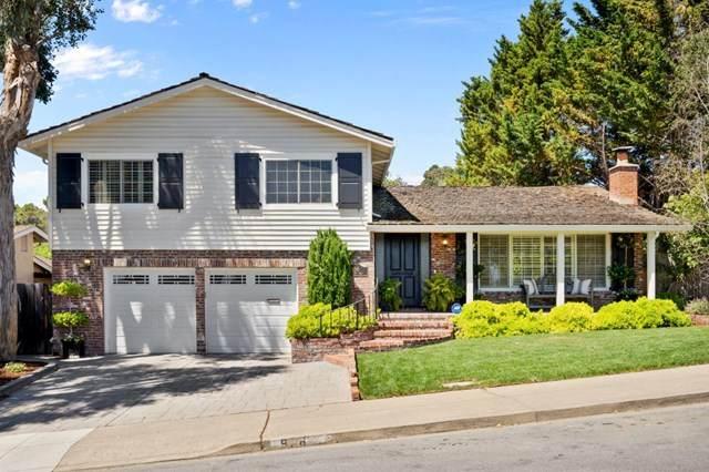 956 Edgecliff Way, Redwood City, CA 94061 (#ML81794430) :: A|G Amaya Group Real Estate