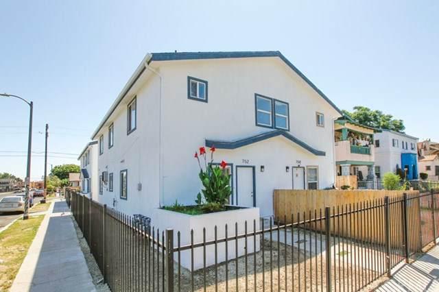 750 E 32nd Street, Los Angeles (City), CA 90011 (#OC20102323) :: RE/MAX Masters