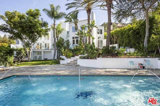 7759 Torreyson Drive, Los Angeles (City), CA 90046 (#20584004) :: Mainstreet Realtors®