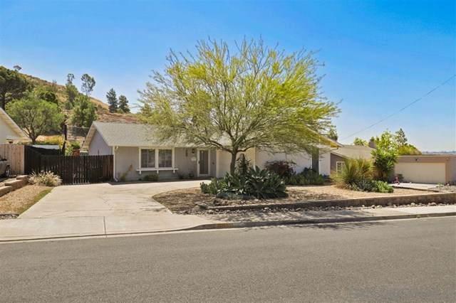 10105 Carlton Hills Blvd, Santee, CA 92071 (#200024511) :: The Najar Group