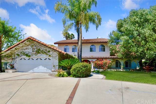 2177 W Silver Tree Road, Claremont, CA 91711 (#CV20064049) :: Coldwell Banker Millennium