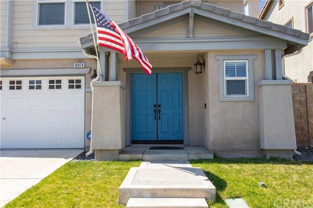 16474 El Revino Drive, Fontana, CA 92336 (#IG20102535) :: The Marelly Group | Compass