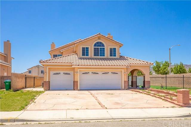 5678 Lyric Avenue, Lancaster, CA 93536 (#SR20101354) :: A|G Amaya Group Real Estate