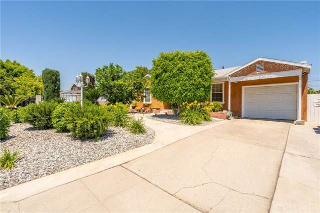 7634 Radford Avenue, North Hollywood, CA 91605 (#SR20102995) :: The Costantino Group | Cal American Homes and Realty